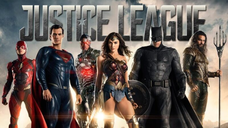 Justice League - Infinity
