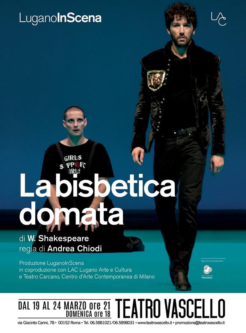 La bisbetica domata - Locandina