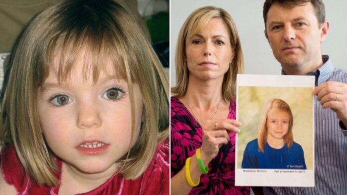 La scomparsa di Maddie McCann