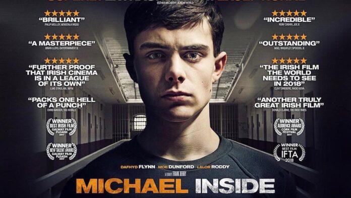 Michael Inside - locandina