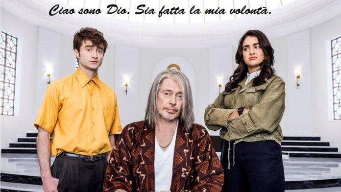 Miracle Workers - Daniel Radcliffe, Steve Buscemi e Geraldine Viswanathan