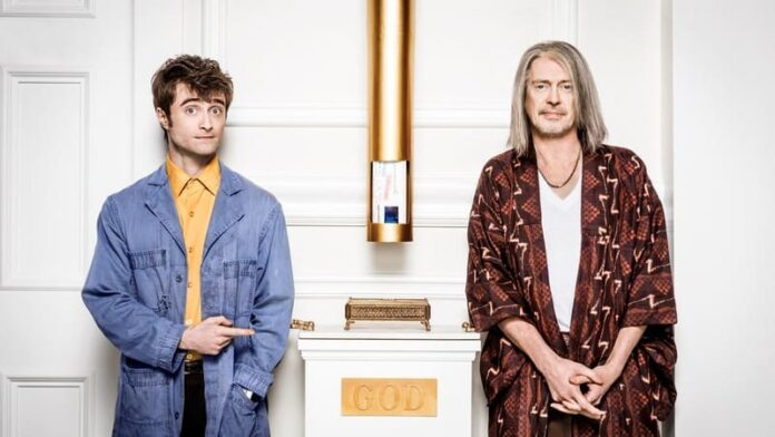 Miracle Workers - Daniel Radcliffe e Steve Buscemi