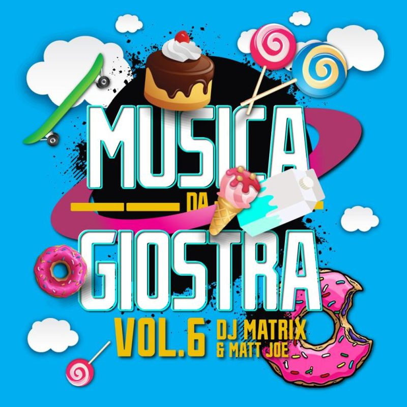 Dj Matrix - Musica Da Giostra Vol.6 cover
