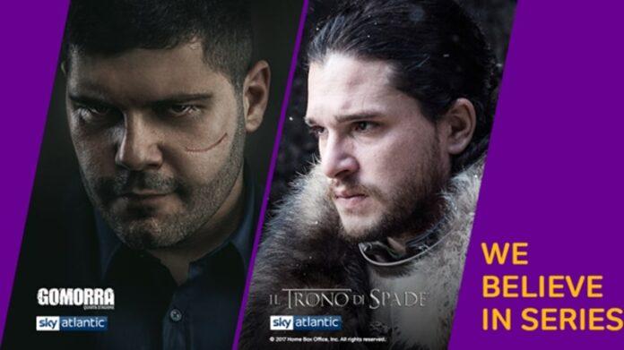 NOW TV - We believe in series