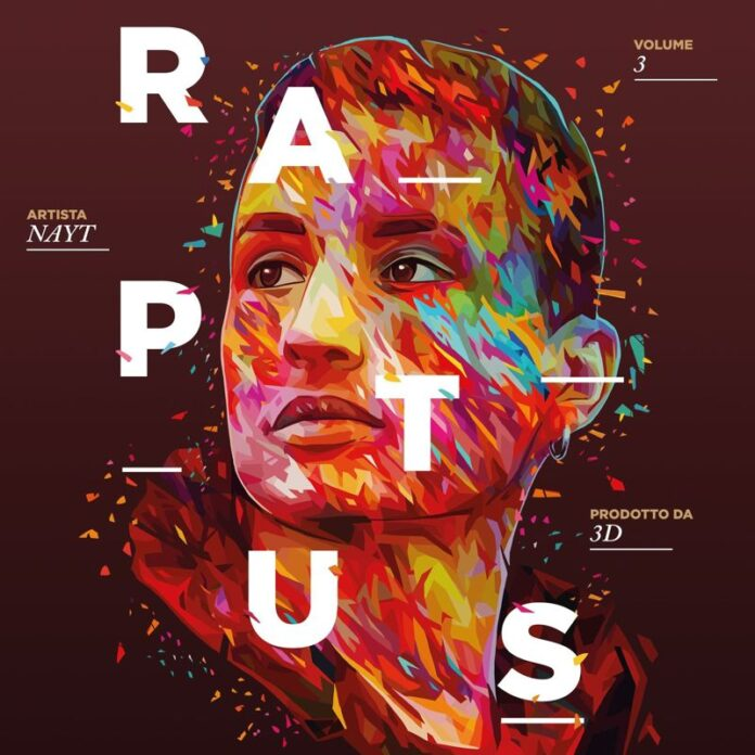 Nayt-Raptus 3 cover