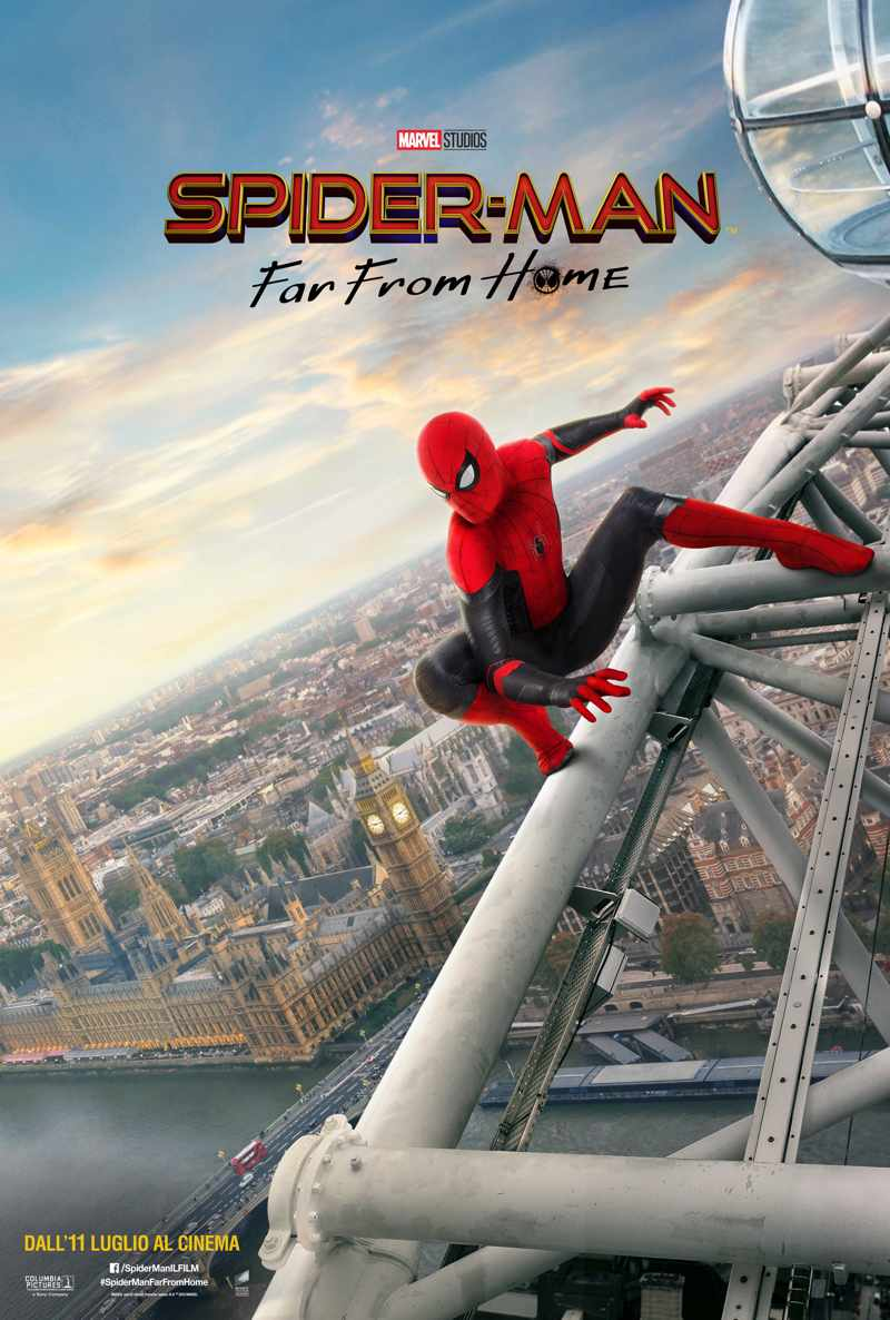 Poster - Spider-Man Far From Home