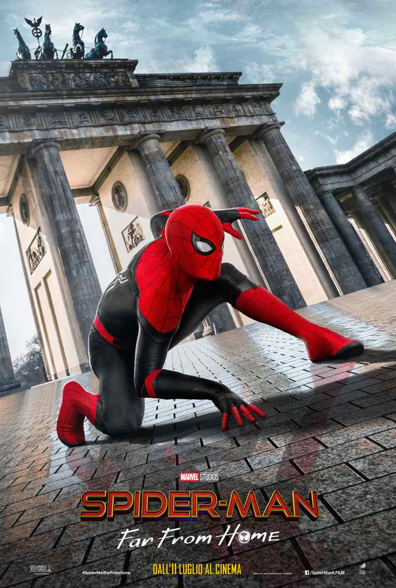 Poster di Spider-Man Far From Home