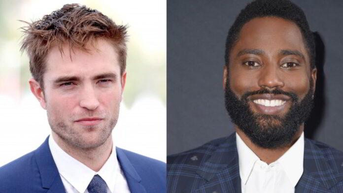 Robert Pattinson e John David Washington