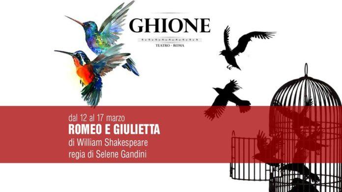 Romeo e Giulietta - Teatro Ghione locandina