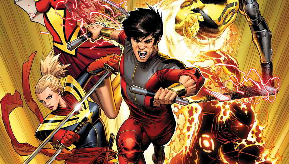 Shang-Chi - Comic Marvel