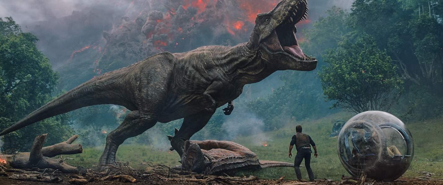 Sky Cinema - Jurassic Park Il regno distrutto