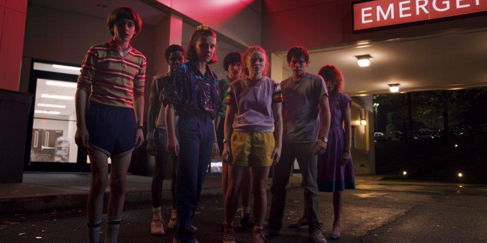 Stranger Things 3 - cast