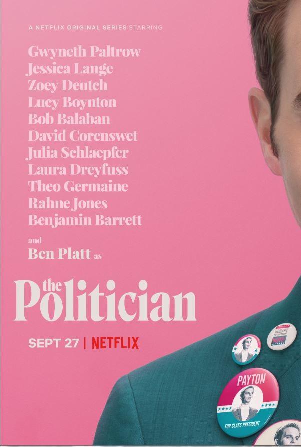 The Politician - locandina Netflix