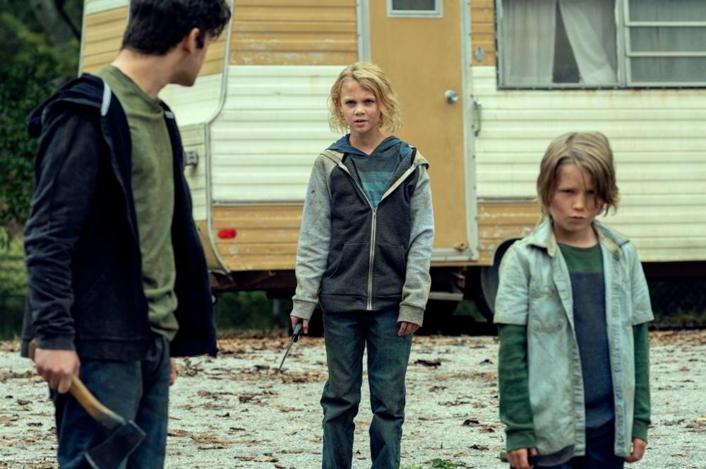 The Walking Dead 9 - Una scena dell'episodio Cicatrici