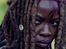 The Walking Dead - Danai Gurira