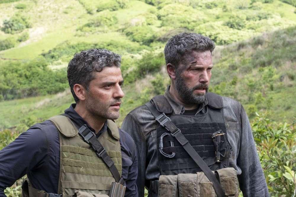 Triple Frontier - Ben Affleck e Oscar Isaac