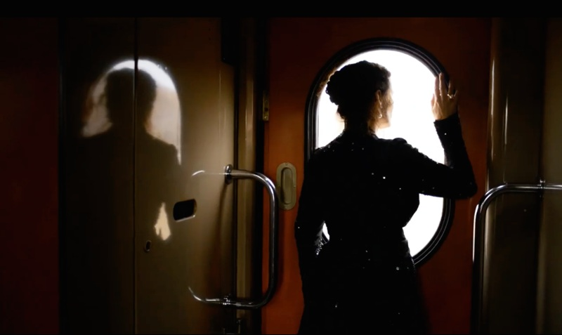 Un frame dal film Karenina & I
