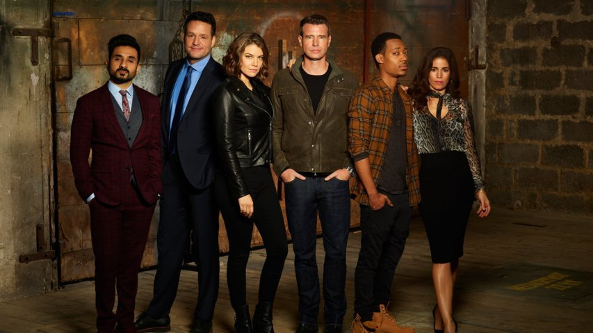 Whiskey Cavalier - il cast