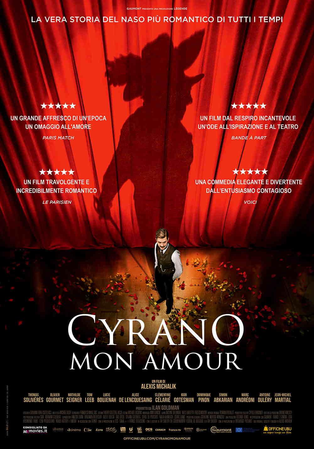 locandina Cyrano mon amour