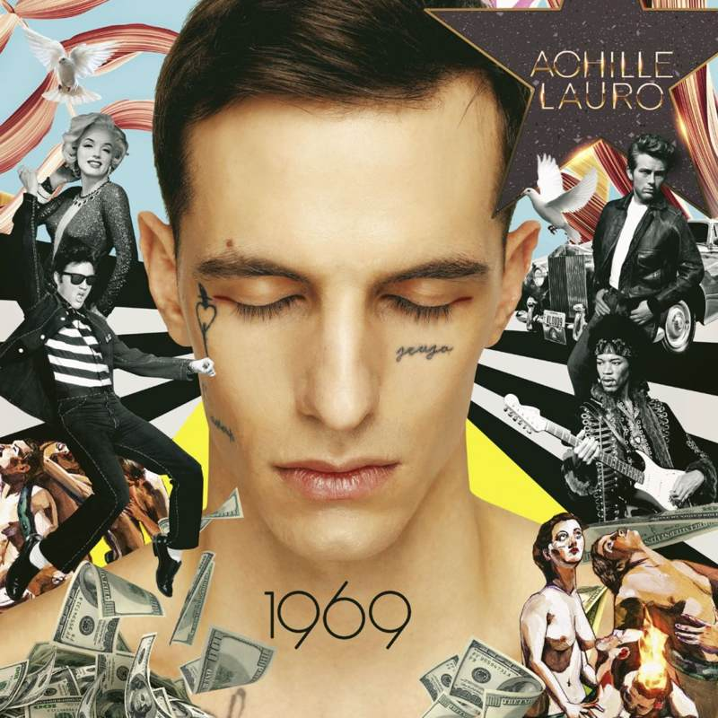 Achille Lauro- 1969 cover