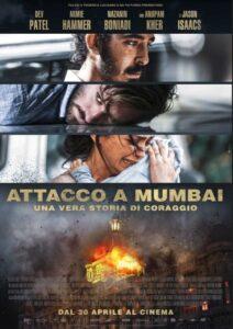 Attacco a Mumbai - Una vera storia di coraggio - locandina