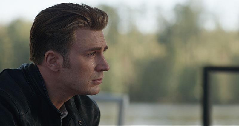 Avengers: Endgame: Capitan America (Chris Evans) e il dolore per la vittoria di Thanos