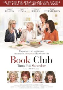 Book Club - Tutto può succedere - locandina