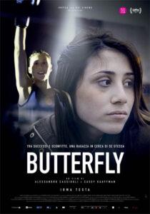 Butterfly - locandina