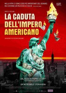 La caduta dell'Impero Americano - locandina