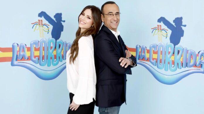 Carlo Conti e Ludovica Caramis- La Corrida