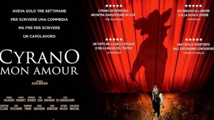 Cyrano Mon Amour - locandina