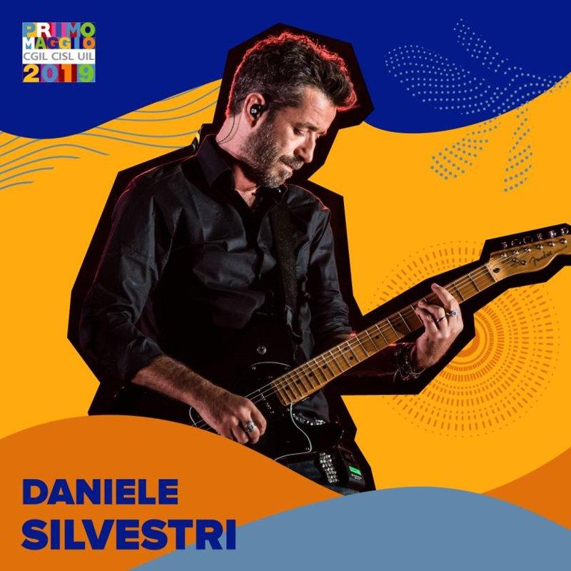 Daniele Silvestri- Concertone del Primo Maggio