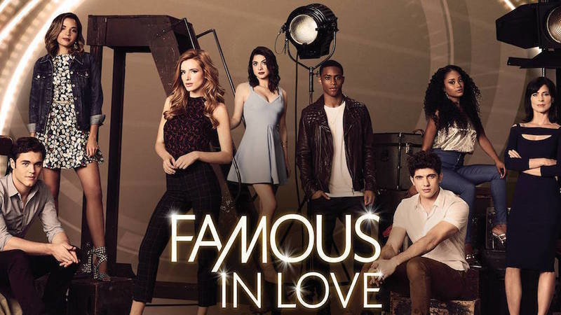 Famous in Love - Infinity