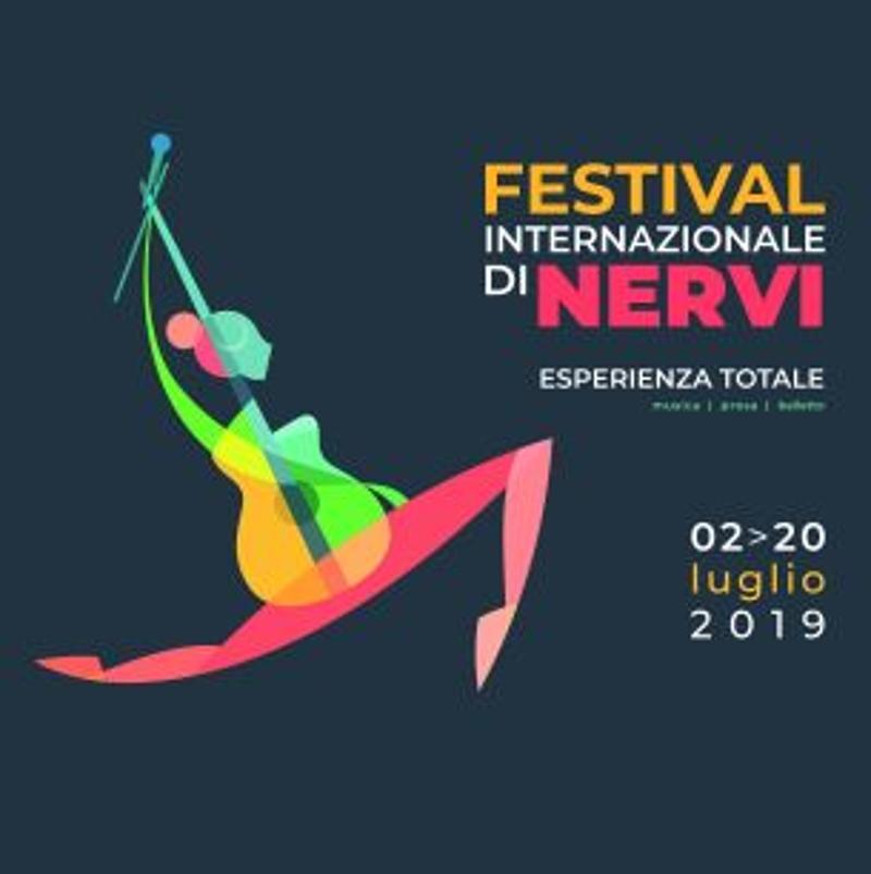 Festival Internazionale di Nervi - manifesto 2019