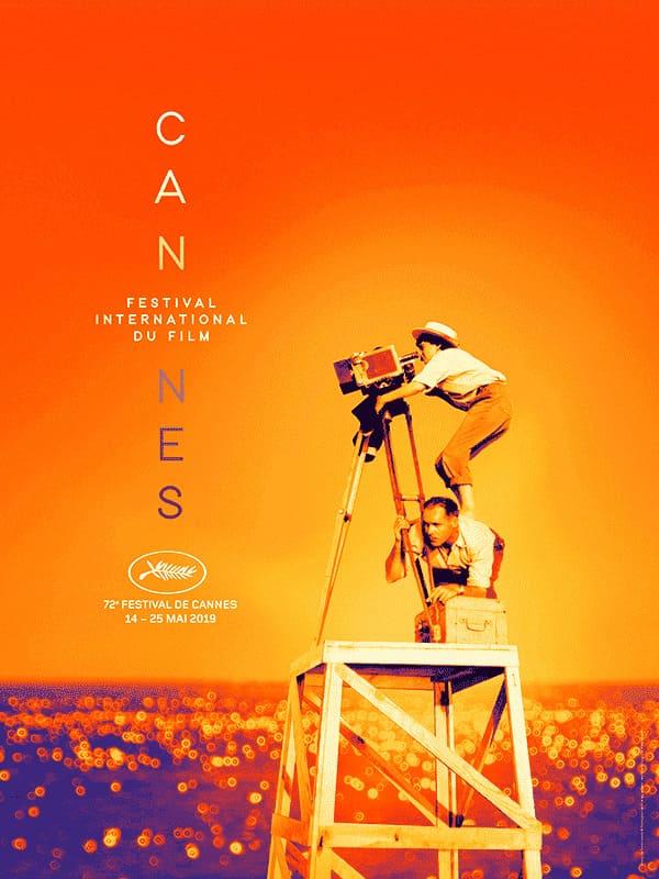 Festival di Cannes 2019 - poster ufficiale