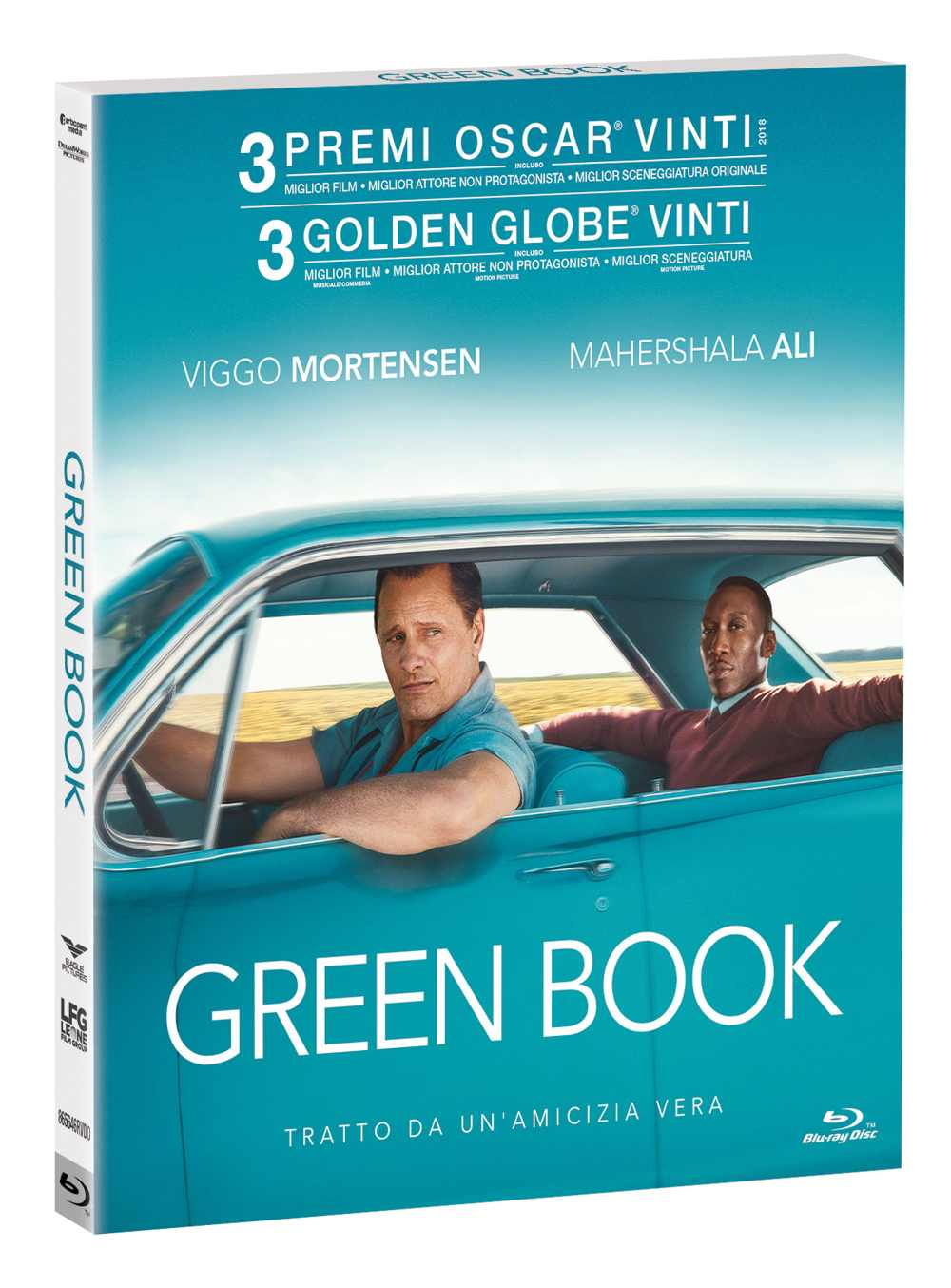 Green Book - Eagle Pictures