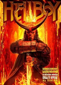 Hellboy - locandina