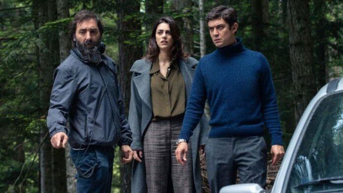 Il Testimone Invisibile - Miriam Leone e Riccardo Scamarcio
