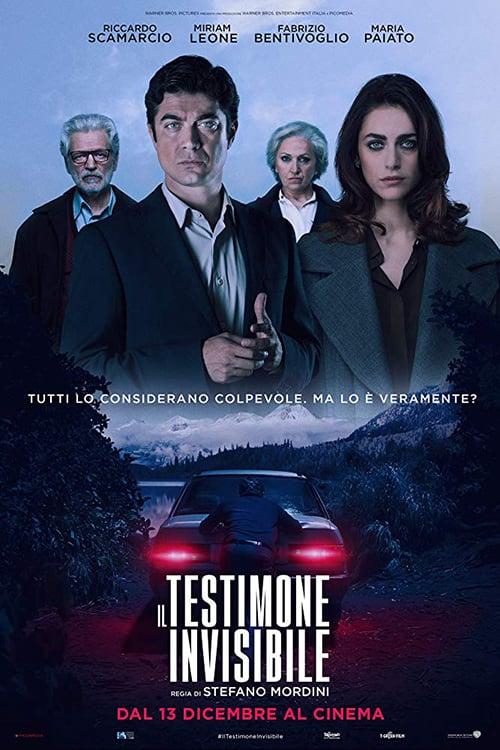 Il Testimone Invisibile - locandina film