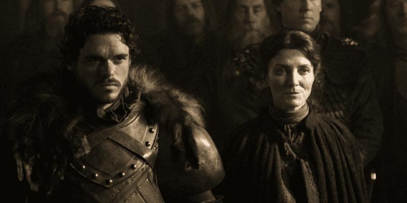 Il Trono di Spade - Robb Stark e Catelyn Stark