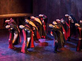 La compagnia Balletto di Roma