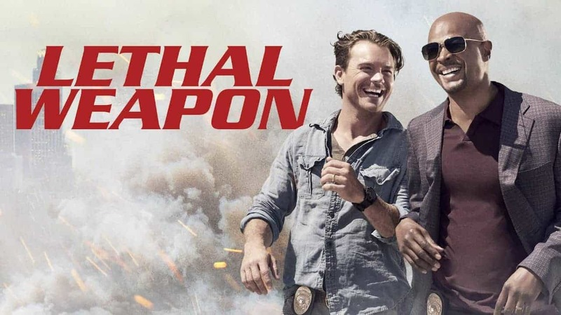 Lethal Weapon Infinity - Martin Riggs e Roger Murtaugh