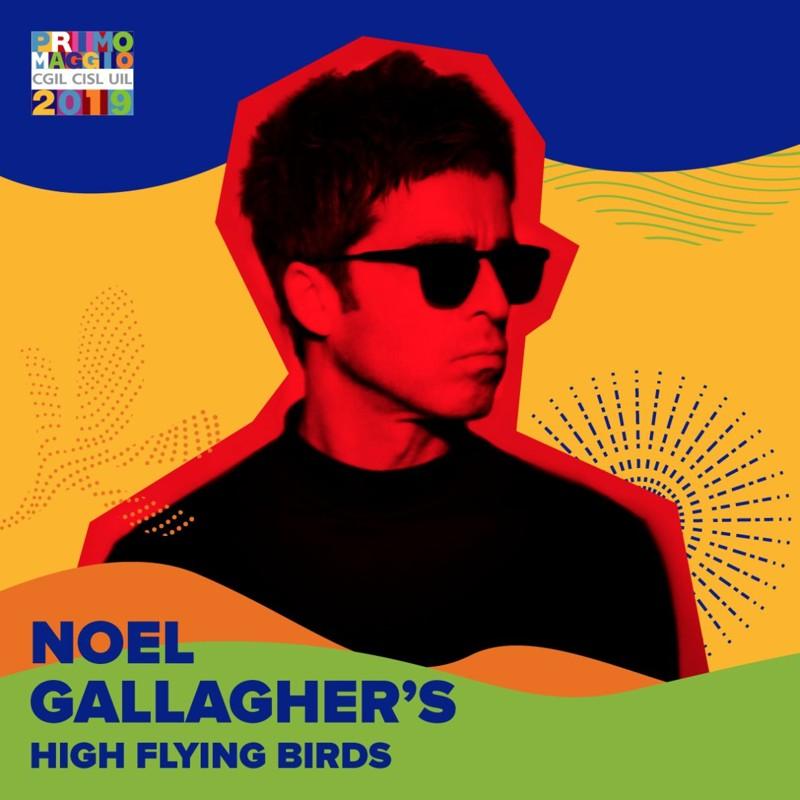 Noel Gallagher - Primo Maggio Roma
