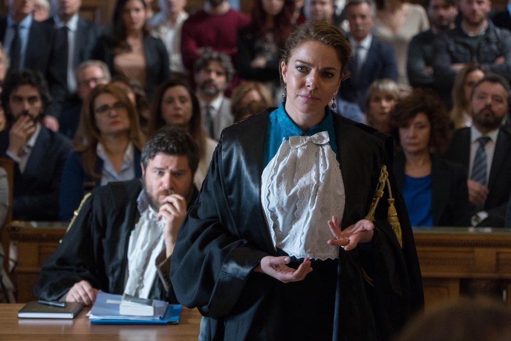 Non sono un assassino - Edoardo Pesce e Claudia Gerini