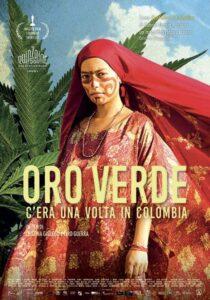Oro verde - C'era una volta in Colombia - locandina