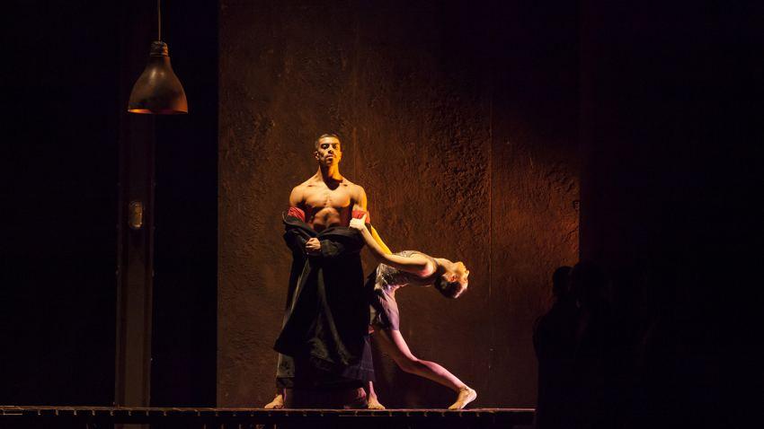 Otello - Una foto della compagnia del Balletto di Roma