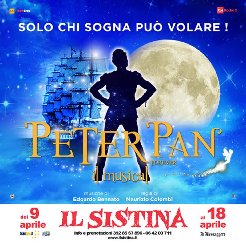 Peter Pan Forever - Locandina