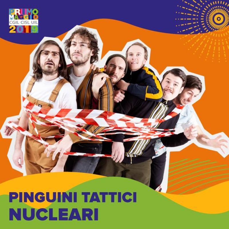 Pinguini Tattici Nucleari- Concertone del Primo Maggio