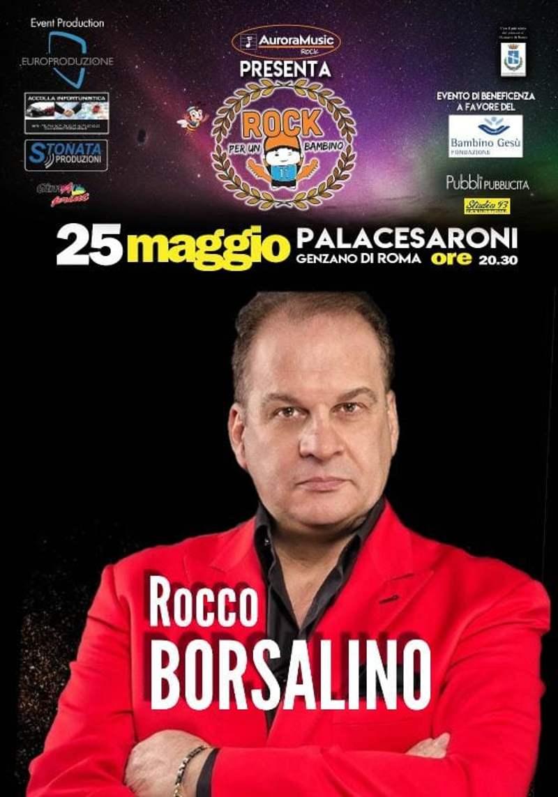 Rocco Borsalino - Locandina