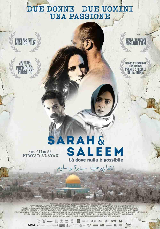 Sarah e Saleem – Là dove nulla è possibile